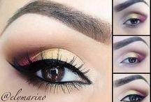 make-up pictorials