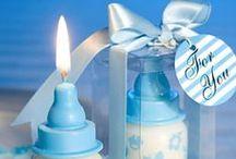 Recuerdos - Velas para Baby Shower / Recuerdos exquisitos para Baby Shower Velas Baby Shower www.pkts-babyshower.com
