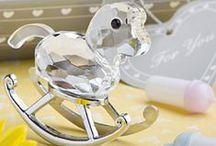 Recuerdos - Cristalería para Baby Shower / Elegantes recuerdos para los invitados especiales en su Baby Shower - www.pkts-babyshower.com