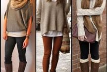 Effortless Style  / ~ Cute fashionable clothes ~