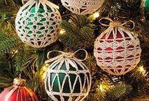 haken voor kerst/christmas en sinterklaas and easter/pasen