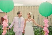 Wedding & Party Balloon Decorations / Ballonger som festdekoration