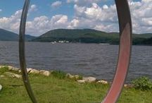 Scenic Hudson Valley / Places that inspire...