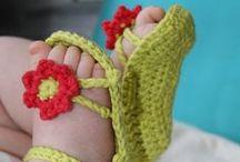 Kids knit & crochet_lavoro a maglia e uncinetto per bambini