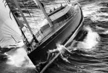 Sail yachts
