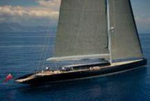 Design & Concept / #Яхтенные #концепты #дизайн #макеты и #наброски #яхт #катеров #best #sail #motor #yacht #concept #exterior #design #sketch #draw