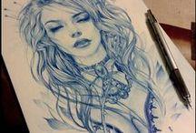 Art & Pencil drawings