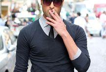Men's Fashion / Men w/ street style