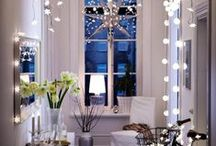 Decor / Need inspiration for decorating the new place?  Here are some of our favorite ideas!