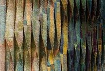 Textile Art - Tactile Art / Weavings, quilts, various other fiber art, textile art