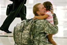 Touching Moments with Our Brave Soldiers