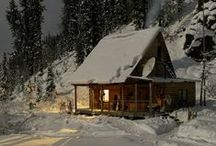 Cabins / Cabins, cottages, off grid homes