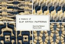 KNITTED STITCHES AND TUTORIALS