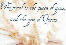 ♥️ PearlAdicct / A women needs ropes and ropes of pearls  ~Coco Chanel~ ♥️