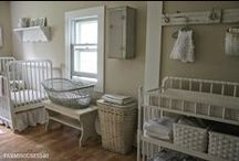 Home: Nursery / by Jennifer (Martin) Harasymchuk