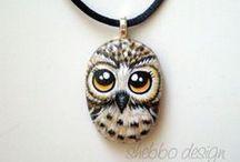 uilen/owls not crochet or knit