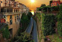 Napoli-Pompei-Sicily-Itally