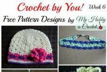 multiple patterns crochet (kids)