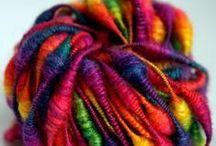 Yarns, Fibers, Patterns