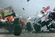 Crash F1- Indy - NASCAR -Daytoni .................