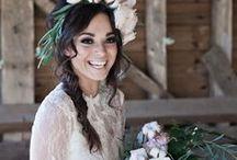 Country Barn Wedding by Calligraphen / Planerar du ett lantligt bröllop i en lada!? Då hittar du massor av härlig inspiration här!