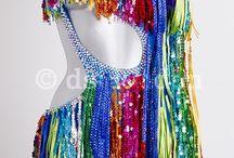 Dance costumes/Freestyle disco costumes/Figureskatingcostumes