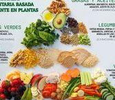 Nutrición / Apuntes sobre alimentación, sobre todo vegana.