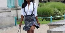 skirts / Skirts of different styles and origin that brings out the beauty of a woman