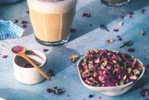 Coffee, tea & drinks