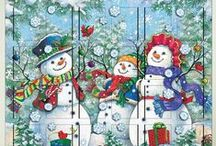 Advent Calendars / Advent Calendars by Byers' Choice, Kurt S. Adler, Fontanini, and More
