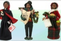 African American Christmas Items