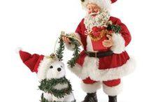 Clothtique Santas / Clothtique Santas