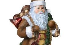 Pipka / Explore the richness of the Christmas season through the old world Santa figurines of Pipka Santas. Pipka takes you on a worldwide journey, weaving you in and out of countries, savoring the Christmas celebrations of our heritage. Intricately detailed Santa figurines; each graced with elements of the customs and heritage fitting for that particular design.