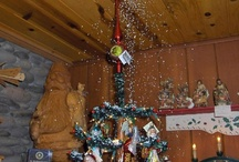 Snow Machine / Let It Snow Machine, supports an artificial tree up to 7 1/2 feet in height. Comes with 1 Bag of Snow