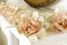 Paper Crafts / by Wendy de Rooy
