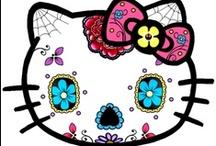 My Hello Kitty Admiration... / by nikki ivory