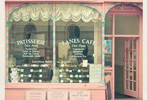 Storefronts & Window Displays