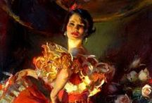 Daniel Gerhartz / Daniel Gerhartz #painting #Art pls visit us https://www.facebook.com/peterSarts ♡
