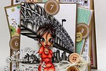 Saturated Canary - Mes créations faites main/ My handmade creations