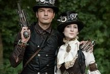 Steampunk Style / If everyone dressed Steampunk, we'd be a better world. Or at least a prettier one.