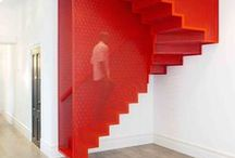 Simonetti Stairs & Handrails / #Stairs and #handrails in modern #architecture and #interiors
