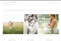 Wordpress Templates for Photographers