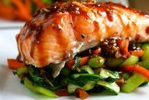 Feelin' Fishy / by Cheryl Forberg - Chef Nutritionist Advisor