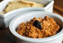 Dips & Spreads / by Cheryl Forberg - Chef Nutritionist Advisor