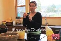 Eggcellent Eggs / by Cheryl Forberg - Chef Nutritionist Advisor