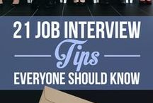 Interviewing Tips and Tricks! / The KEY to successful interviewing, is preparation! Click here for advice on how to prepare for interviews.