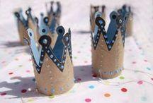 Święto Trzech Króli / święto Trzech Króli, jak zrobić koronę, ciasta na Trzech Króli