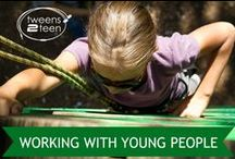 Youth Work | Tweens2teen / Articles and ideas for those who work with tweens and teens. youth worker - tween - teen