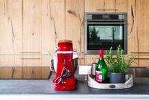 Geplaatste keuken 14 / Bij Verkade Keukendesign vindt je geen standaardkeukens. Elke #keuken is een eigen creatie. Bekijk de foto's van onze gerealiseerde projecten voor zowel #landelijk als #modern.