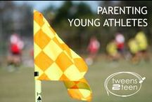 Sports Parents | Tweens2teen / Ideas for how to do the best job I can in supporting my little person's sporting dreams, our child athlete! sports parents - athlete - child athlete - parenting